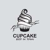 Image of cupcake Royalty Free Stock Image