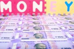 Image d'argent indien photos stock
