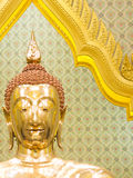 Image d'or thaïlandaise de Bouddha Photos stock
