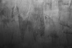Image of dark concrete wall Royalty Free Stock Photography