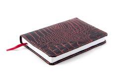 Image of dark notebook Stock Photography