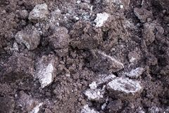 an image of dark soil texture background royalty free stock photos