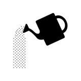 Image de arrosage d'icône illustration libre de droits