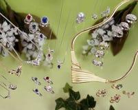Image de bijoux Photos libres de droits