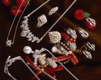 Image de bijoux Photo libre de droits