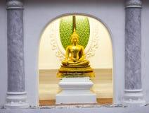 Image de Bouddha d'or Image stock