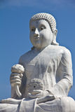 Image de Bouddha dans le temple de la Thaïlande Image stock