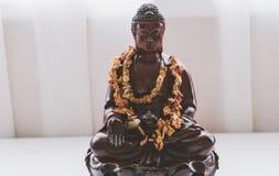 Image de Bouddha de statue de Bouddha utilisée comme amulettes de religionnn de bouddhisme Photographie stock