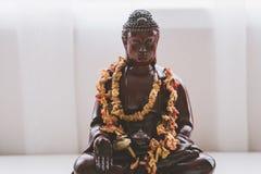 Image de Bouddha de statue de Bouddha utilisée comme amulettes de religionnn de bouddhisme Photo libre de droits