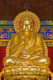 Image de Bouddha par type chinois Photo libre de droits