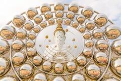 Image de cinq Bouddha Images libres de droits
