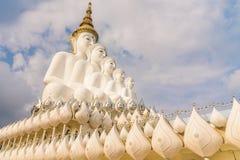 Image de cinq Bouddha Image stock