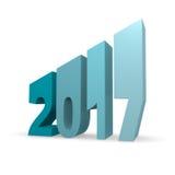 Image 2017 de concept d'amélioration Photos libres de droits