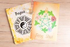 Image de concept de Feng Shui Image libre de droits