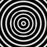 Image de difusion léger avec la place inversée dans elle Illustration Stock