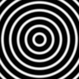 Image de difusion léger noir Photographie stock