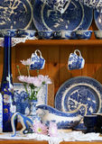 Image de fond de porcelaine Images stock