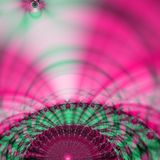 Image de fractale illustration stock