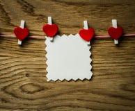 Image de jour de valentines Image libre de droits