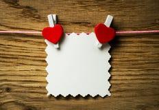 Image de jour de valentines Photographie stock libre de droits