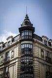 Image de la ville de Madrid, son architecture caractéristique Photo stock