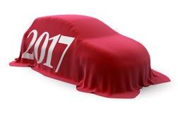 Image de la voiture 2017 illustration stock