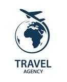 Image de logo de voyage illustration libre de droits