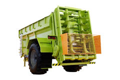 Image de machine agricole Photo stock
