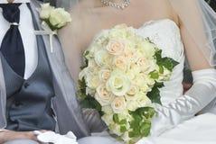 Image de mariage de l'amour éternel Photo libre de droits