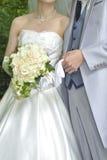 Image de mariage de l'amour éternel Photographie stock
