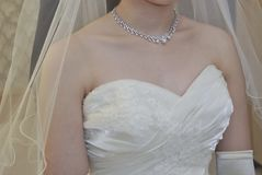Image de mariage de l'amour éternel Photos stock