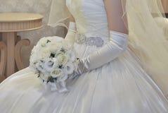 Image de mariage de l'amour éternel Images stock