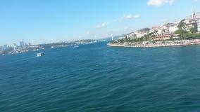 Image de mer d'Ä°stanbul photos libres de droits