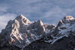 Image de montagne Ojstrica photos libres de droits