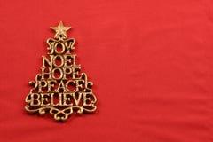 Image de Noël Images stock