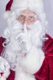 Image de portrait de Santa Claus photos libres de droits