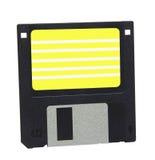 3,5 pouces - disque souple de densité élevée Photo stock