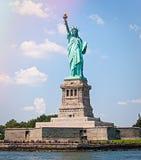 Image de statue de la liberté, New York photo libre de droits