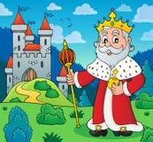 Image 2 de sujet de roi illustration stock