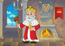 Image 5 de sujet de roi illustration stock