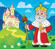 Image 6 de sujet de roi illustration libre de droits