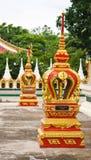Image de temple thaï Photos libres de droits