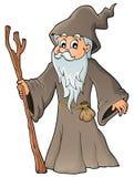 Image 1 de thème de druide Images libres de droits