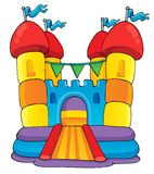 Image 2 de thème de jeu et d'amusement illustration de vecteur