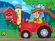Image 6 de thème de tracteur