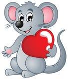 Image 4 de thème de souris Photographie stock libre de droits