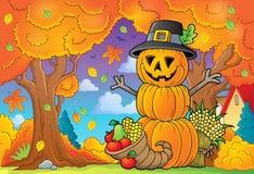 Image 5 de thème de thanksgiving Photos stock