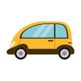 image de transport de voiture d'eco Photo stock