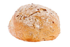Image of delicious fresh homemade bread buckwheat Royalty Free Stock Photo