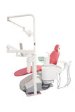 Image of a dental chair Stock Image